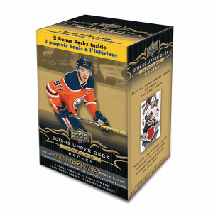 2018-19 Upper Deck Series One Blaster