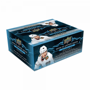 2018-19 Upper Deck Series Two Retail