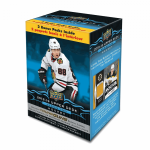 2018-19 Upper Deck Series Two Blaster