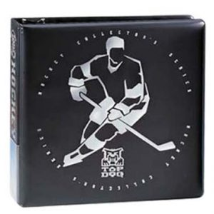 ULTRA PRO 3″ TOP DOG HOCKEY BINDER