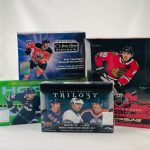 View Entertainment, Hockey, Football, Baseball and Basketball products.