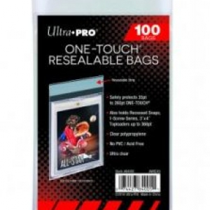 Up 1touch Resealable Bags