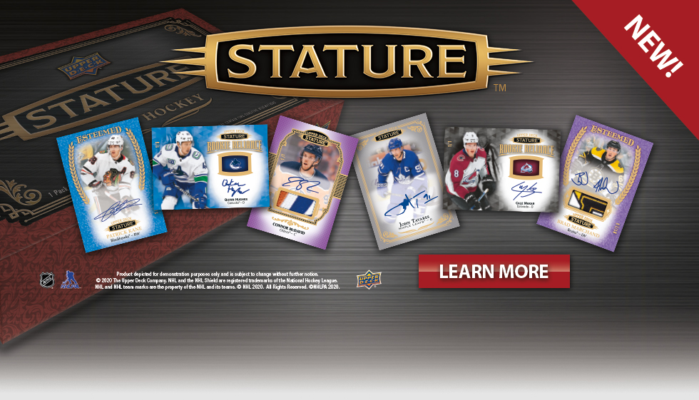 Upper Deck Products Available for Pre-Order