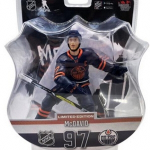 Psa Connor Mcdavid Oilers 6″ Figure