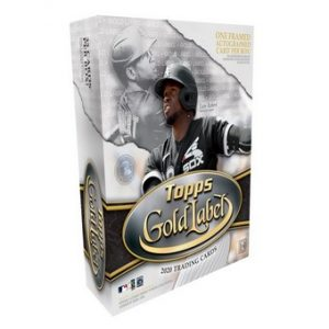 Topps Gold Label Baseball 2020