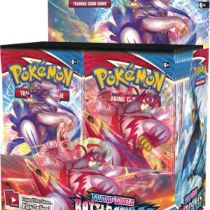 Pokémon Sword And Shield: Battle Styles Booster Box